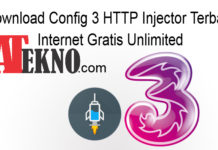 Download Config 3 HTTP Injector 2020